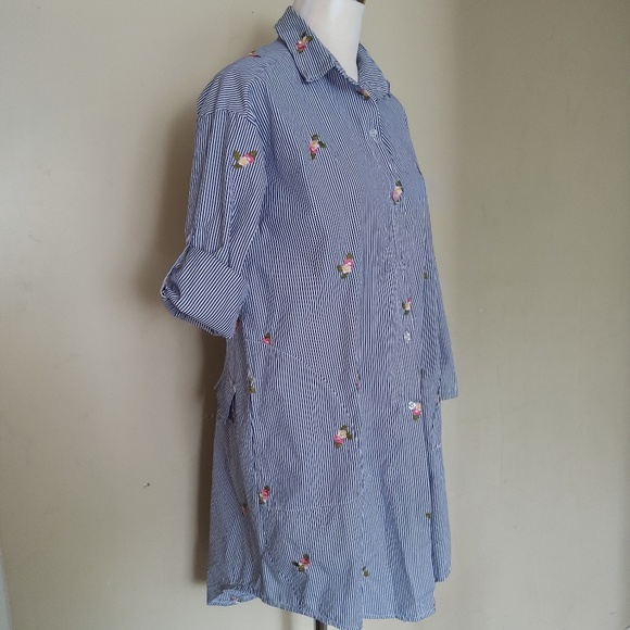 buy popular 7ea4b f274b Shirt Dress New Collection Brand Made in Italy Sz9